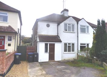 Thumbnail 3 bed semi-detached house for sale in Meadow Drive, Devizes