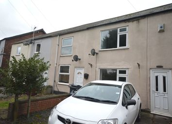 Thumbnail 2 bed terraced house for sale in Blacks Lane, North Wingfield, Chesterfield
