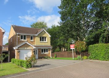 4 bed detached house for sale in Cragside Close, Chesterfield S41