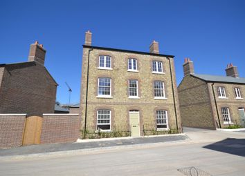 Thumbnail 4 bed detached house for sale in Vickery Court, Poundbury, Dorchester