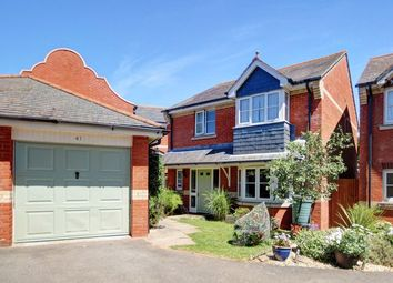 Thumbnail 4 bedroom detached house for sale in Etonhurst Close, Exeter
