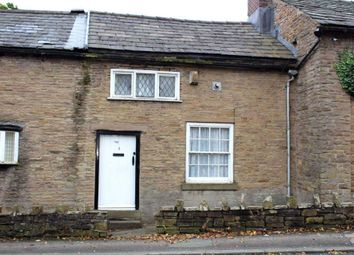 Thumbnail 1 bedroom cottage for sale in Chorley Old Road, Bolton