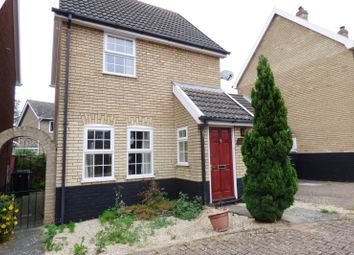 Thumbnail 2 bed detached house to rent in Queens Court, Long Stratton