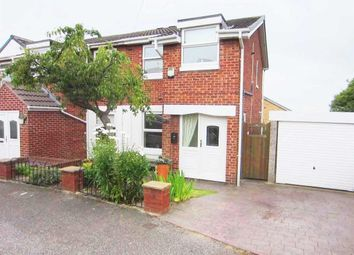 Thumbnail 3 bed semi-detached house for sale in Alderson Drive, Barnsley