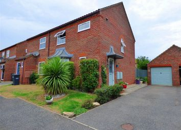 Thumbnail 3 bed semi-detached house for sale in Deighton Close, St. Ives, Huntingdon