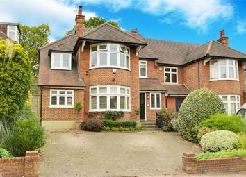 Thumbnail 4 bed semi-detached house for sale in Ringwood Avenue, East Finchley, London