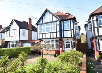 Thumbnail 4 bed detached house for sale in Norval Road, Wembley, Middlesex