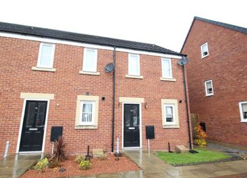 Thumbnail 2 bed terraced house to rent in Scholars Green, Wigton
