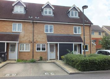Thumbnail 3 bedroom terraced house for sale in Barnack Grove, Royston