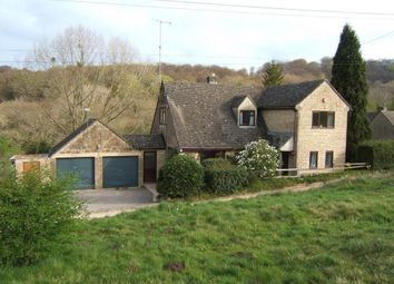 Thumbnail 4 bed detached house to rent in Cranham, Gloucester