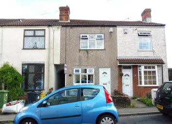 Thumbnail 2 bed terraced house for sale in White Gates, Codnor, Ripley, Derbyshire