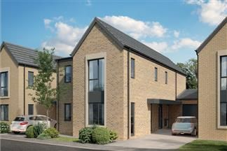 Thumbnail 4 bed link-detached house for sale in Combe Down, Bath