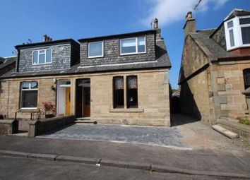 Thumbnail 4 bed semi-detached house for sale in Russel Street, Falkirk, Stirlingshire