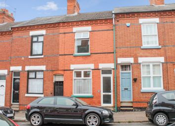Thumbnail 2 bed terraced house for sale in Hartopp Road, Clarendon Park, Leicester