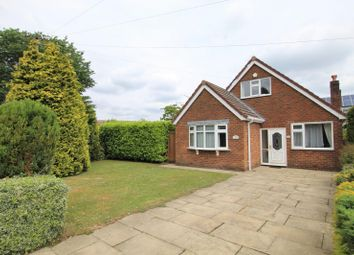 Thumbnail 4 bed bungalow for sale in Chapel Lane, Hale Barns, Altrincham