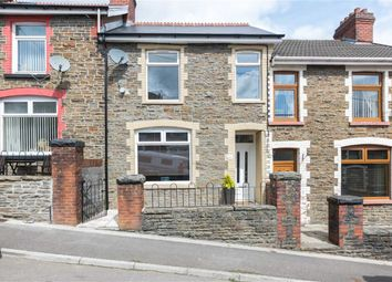Thumbnail 4 bed terraced house for sale in Gwernifor Street, Mountain Ash
