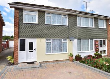 Thumbnail 3 bed semi-detached house for sale in Ash Road, Three Bridges, Crawley, West Sussex