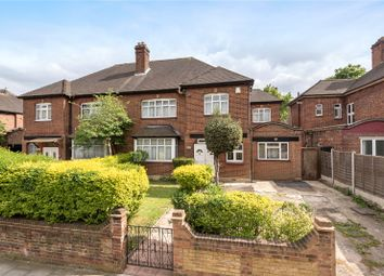Thumbnail 5 bed semi-detached house for sale in Woodberry Grove, London