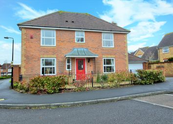 Thumbnail 4 bed detached house for sale in Green Pastures Road, Wraxall, Bristol