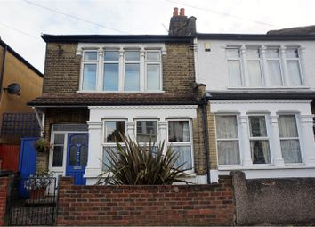 Thumbnail 2 bed terraced house for sale in Estcourt Road, South Norwood