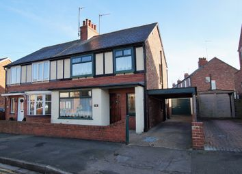Thumbnail 3 bed semi-detached house for sale in Savage Road, Bridlington