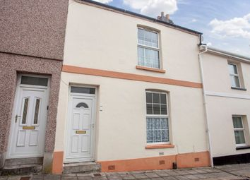 Thumbnail 2 bed terraced house for sale in Providence Street, Plymouth