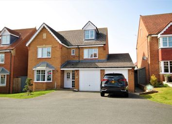 Thumbnail 6 bed detached house for sale in Grenadier Close, Stockton-On-Tees