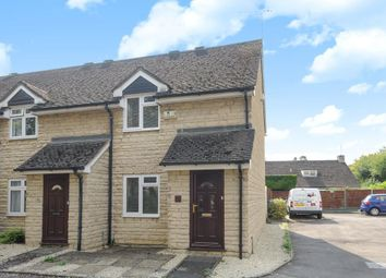 Thumbnail 3 bedroom end terrace house for sale in Jacobs Close, Witney