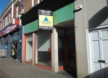 Thumbnail Commercial property to let in Retail Unit, 27 Channel Street, Galashiels, Scottish Borders
