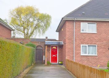 Thumbnail 2 bed flat to rent in Norris Road, Blacon, Chester