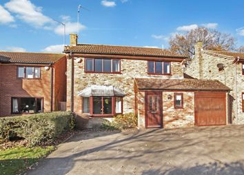 Thumbnail 4 bed detached house for sale in Barleyfields, Didcot