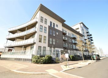 Thumbnail 1 bed flat for sale in Clarinda House, Clovelly Place, Greenhithe, Kent