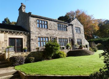 Thumbnail 5 bed detached house for sale in Greenhill Lane, Bingley