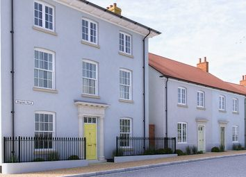 Thumbnail 3 bed end terrace house for sale in Dugdale Road, Poundbury, Dorchester