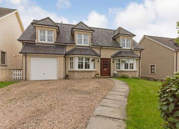 Thumbnail 4 bed detached house for sale in Silverburn Gardens, Alva
