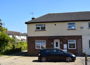 Thumbnail 3 bed semi-detached house for sale in Roman Bank, Long Sutton