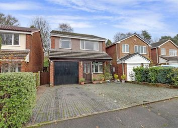 Thumbnail 3 bed detached house for sale in Chase Walk, Lightwood, Longton, Stoke-On-Trent