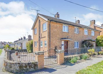 Thumbnail 3 bed semi-detached house for sale in Orchard Close, Melbourne, Derby