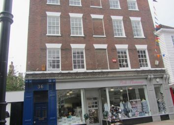 2 bed flat to rent in 36 High Street, Rochester, Kent ME1