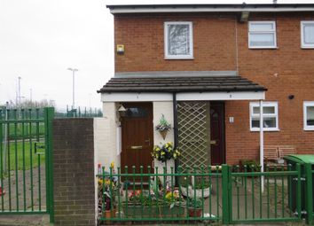 Thumbnail 2 bedroom maisonette for sale in Davey Road, West Bromwich