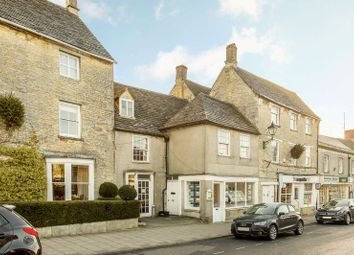 Thumbnail 3 bed terraced house for sale in Market Place, Fairford, Gloucestershire.