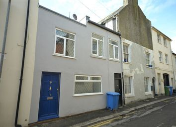 Thumbnail 2 bed terraced house to rent in Saxon Street, St Leonards-On-Sea, East Sussex