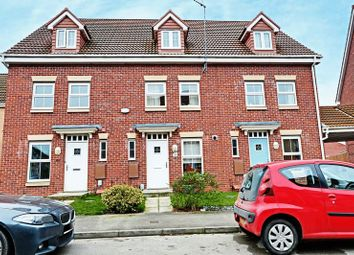 Thumbnail 3 bedroom town house for sale in Haweswater Way, Kingswood, Hull