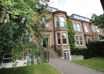 Thumbnail 3 bed flat for sale in Osborne Terrace, Sandyford, Newcastle Upon Tyne