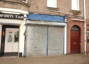Thumbnail Retail premises for sale in Suttie Street, Methil, Leven