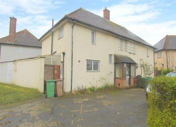 Thumbnail 3 bed semi-detached house for sale in Crispin Crescent, Beddington, Croydon