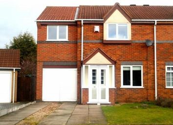 Thumbnail 3 bed semi-detached house to rent in Morris Close, Birmingham