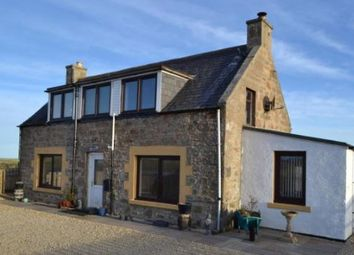 Thumbnail 3 bed cottage for sale in Burgie, Forres