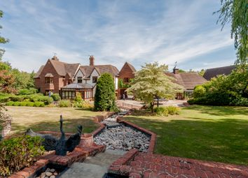 Thumbnail 5 bed detached house for sale in New Road, Aldham, Colchester, Essex