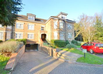 Thumbnail 2 bed flat for sale in The Laurels, Magpie Hall Road, Bushey Heath, Bushey